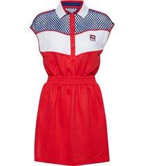 d-reia dress kort klänning röd diesel women