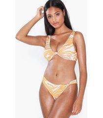 topshop tiger knot bikini bottoms trosa