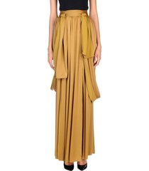 lanvin overall skirts