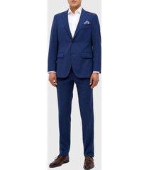 traje dynamic color azul trial