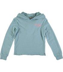 garcia sweater hoodie spring mint