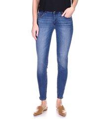 women's dl1961 emma skinny jeans, size 29 - blue