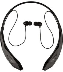 audífonos inalámbricos, hbs-902 inalámbrico estéreo audifonos bluetooth manos libres  4.0 oído hook auriculares auriculares flex neck strap earbud cancelación de ruido auriculares, xse12 (negro)