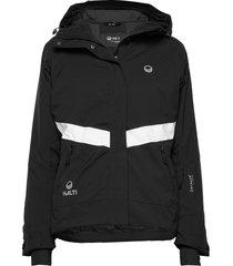 kelo w+ dx ski jacket outerwear sport jackets svart halti