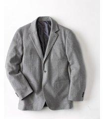 merino flannel sport coat