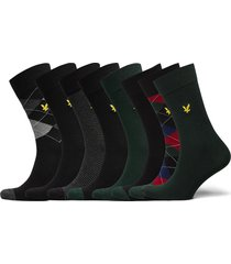 jasper underwear socks regular socks svart lyle & scott