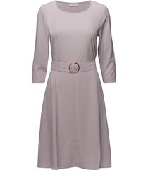 2nd june jurk knielengte roze 2ndday