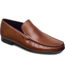 lassty loafers låga skor brun ted baker