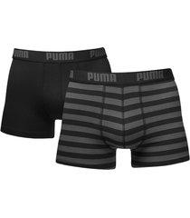 puma 2 pak heren boxershort 651001001-200-l