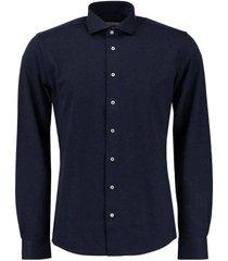 overhemd aske donkerblauw