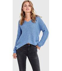 sweater jacqueline de yong celeste - calce holgado