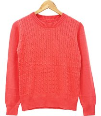 sweater coral mecano classic