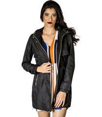 maxi jaqueta handbook feminina