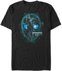 marvel men's spider-man far from home stealth suit, short sleeve t-shirt