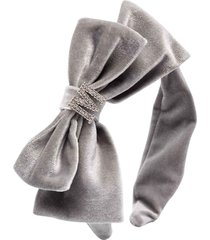 monnalisa girl gray headband
