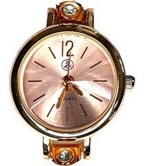reloj análogo cobre vox