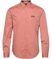 biado_r skjorta casual orange boss