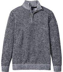 maglione con cerniera (nero) - bpc bonprix collection