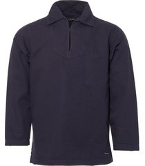 armor lux dark navy port manech top 07531