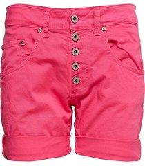 5b shorts cotton shorts denim shorts rosa please jeans