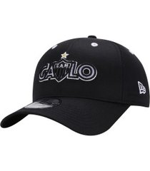 boné aba curva do atlético-mg new era 940 - snapback - adulto - preto