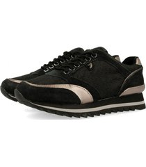 sneakers mujer gioseppo negro 41088n