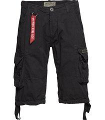 jet short shorts casual svart alpha industries