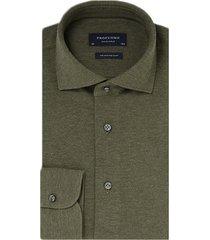 profuomo dress hemd pp0h0a051 groen