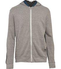 oscar reversible zip hoodie