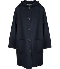 loewe hooded coat