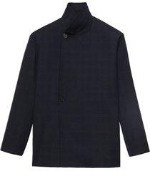 balenciaga wool jacket