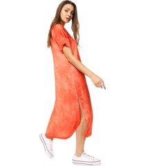 vestido coral prussia moondance