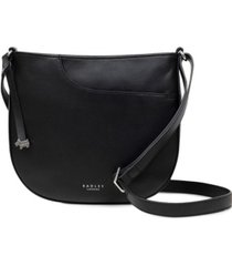 women's medium ziptop crossbody handbag