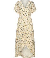 silja jurk knielengte crème fall winter spring summer