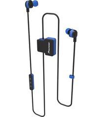 audífonos in ear pioneer cl5btazul bluetooth resistente a salpicaduras
