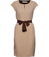 camilleiw saffron dress korte jurk beige inwear