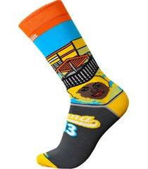 medias/calcetines casuales coloridas uou socks comuna 13 medellin envío gratuito.