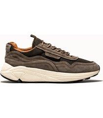 buttero sneakers vinci colore grigio