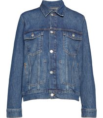 angel jacket jeansjack denimjack blauw wood wood