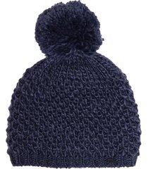 gorro de lana azul o neill multi