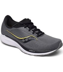 guide 14 shoes sport shoes running shoes grå saucony