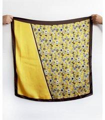 pañuelo amarillo nuevas historias