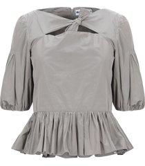 molly goddard blouses