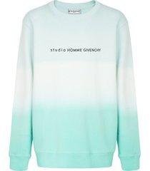 dip-dye degrade sweater