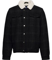 outerwear ulljacka jacka blå blend