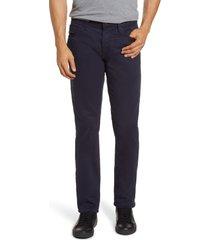men's mavi jeans jake skinny fit twill pants, size 33 x 32 - blue