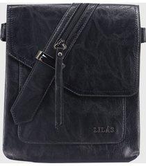 bandolera casual cami negro lilas carteras