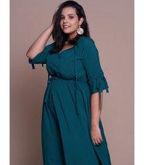 sukienka cayenne green