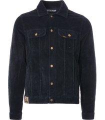 lois jumbo cord corduroy jacket | navy | 1001