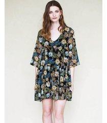 sukienka mini rozkloszowana